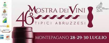 Mostra dei Vini Tipici abruzzesi - Montapagnao 2017