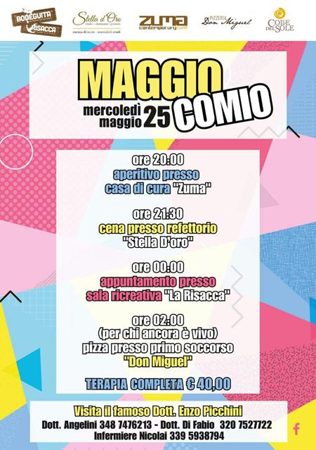 Maggiocomio 2016